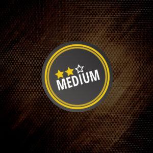 Difficulty - medium
